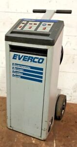 Everco A9950 Rcfc 12 Recycling Refrigerant Recovery Recharging Machine 259