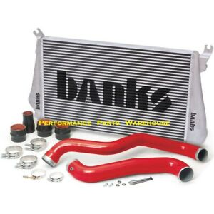Banks Techni Cooler Intercooler 2011 16 Chevy Gmc 6 6l Duramax