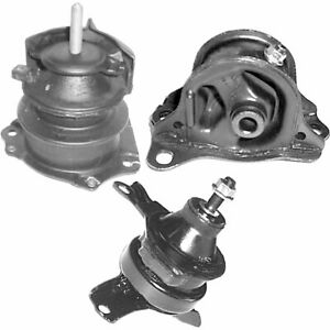 Westar Transmission Mount Kit New For Honda Accord 2000 2002 Kit 170425 61 b