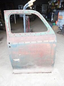 41 42 46 47 48 1941 1942 1946 1947 1948 Gm Chevy Right Front Door Shell