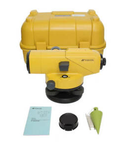 Topcon At b2 32x Auto Level For Surveying Total Station One Month Warranty