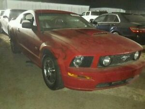 Air Cleaner 4 6l 3v Excluding Shelby Gt Fits 05 09 Mustang 1527352