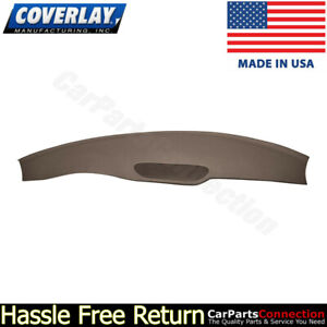 Coverlay Dash Board Cover Dark Brown 18 702 dbr For 1997 2002 Chevy Camaro