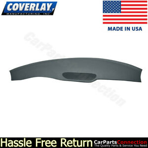 Coverlay Dash Board Cover Slate Gray 18 702 sgr For 1997 2002 Chevy Camaro