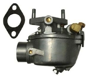 New Carburetor Fits Massey Ferguson 35 50 Loader F40 Mh50 To35 Bolts 2 3 8