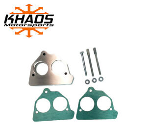 Like Airaid Poweraid Throttle Body Tbi Spacer 87 95 Chevy Gmc 454 7 4 200 550