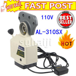 Alsgs Power Feed For Vertical Milling Machine 110v X Y Axis Al 310sx Usa