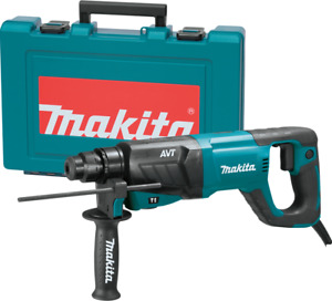 Makita Hr2641 1 Avt Rotary Hammer Sds Plus Kit