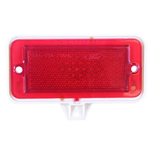 Mustang Driver Side Rear Marker Lamp 1971 1973 Cj Pony Parts