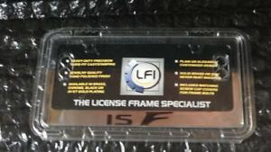 08 2014 New Lexus License Plate Frame Isf 2008 2009 2010 2011 2012 2013 2014