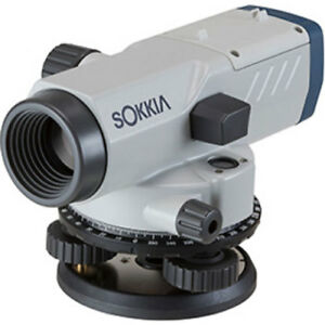 Sokkia B40a Automatic Level 24x For Survey Construction