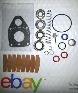 Snap On Mg325 Tune Up Kit With Bearings Fits 3 8 Drive Models