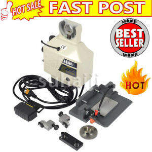 Alsgs Alb 310 Horizontal Power Table Feed Milling 110v Usa