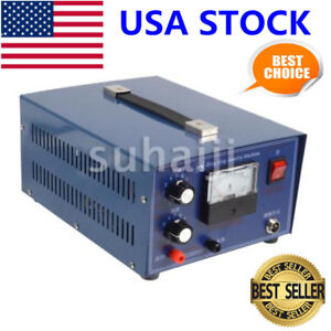 110v 400w 50a Jewelry Laser Welding Machine Mini Spot Welder Machine Gold Us
