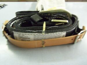 Miller By Honeywell Miners Safety Belt Double Strap 123nl mbk Nos Free Ship