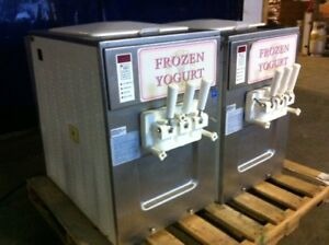 Carpigiani 2 Flavor N Twist 1ph Yogurt Ice Cream Machine Water Cooled 1 Phase