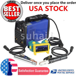 220v 200a Igbt Inverter Mma arc Welder Welding Machine With Accessories