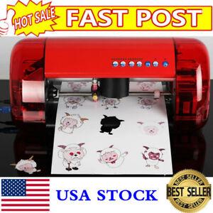 A3 Cutok Dc330 Vinyl Cutter Plotter With Contour Cut Function Sign Making Machin