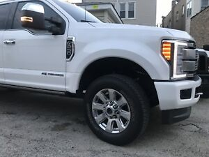Ford F250 Wheels And Tires