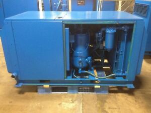 Ingersol Rand Rotary Screw Air Compressor Ssr ep60