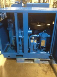Rotary Screw Air Compressor Atlas Copco Gau407a c