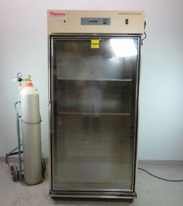 Thermo Forma 3950 Reach In Incubator Calibrated With Warranty