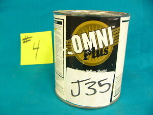 Ppg Paint Tint Omni Plus M578 Shop Line J35 Green Yellow Shade Mix Base 1qt 4