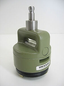 Leica Wild Heerbrugg Gzr2 Rotatable Carrier W out Optical Plummet For Surveying