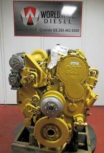 2007 Cat C15 Nxs Diesel Engine 475 Hp Approx 428k Miles