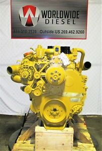 2004 Cat C13 Kcb Diesel Engine 430 Hp Approx 464k Miles