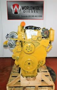 2001 Cat C12 2ks Diesel Engine 445 Hp Approx 460k Miles