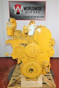 1995 Cat 3406e 5ek Diesel Engine 475 Hp Approx 349k Miles