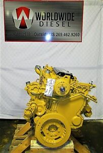 1991 Cat 3116 Mechanical Diesel Engine 180 Hp Approx 169k Miles