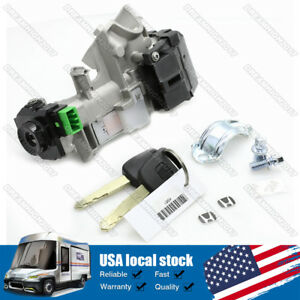 Ignition Switch Cylinder Lock Auto Trans For Honda Crv 2003 2006 With 2 Keys