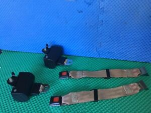 1995 Ford Ranger Extended Cab Rear Seat Belt Small Seat Lh rh Side Used