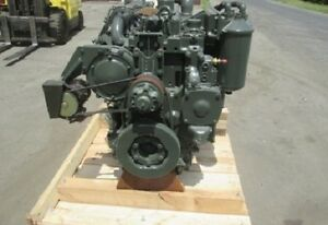 Cat 3306pc Diesel Engine 0 Miles rebuilt