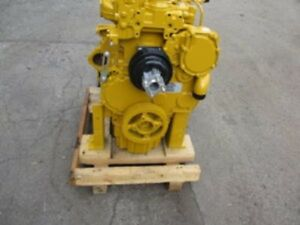 Perkins cat 3054 4 4n Diesel Engine 0 Miles remanufactured