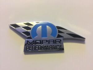 Brand New Mopar Performance Emblem Dodge Plymouth Chrysler Free Shipping