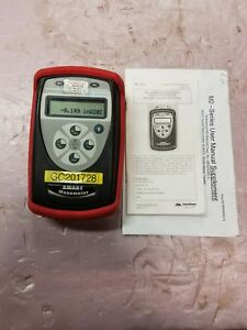 Meriam Process M2 Series Smart Manometer Rotary Gas Meter Tester Zm200 dn2000