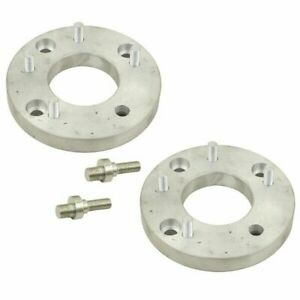Empi 9504 Wheel Adapter 4 Lug Vw Bug Drum To Chevy 5 Lug Wheel Pair