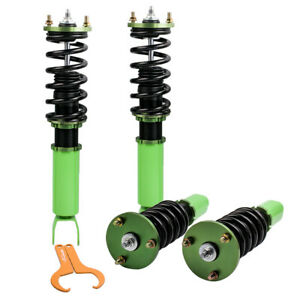 Br Coilovers Fit Honda Accord 08 12 Acura Tsx 09 14 Suspension Kit Green