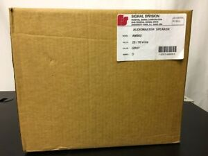 Federal Signal Division Audiomaster Speaker Am302 Nib