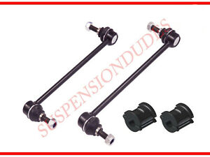 4pc Front Sway Bar Links Front Bushings For 2005 2012 Ford Escape