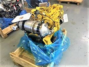 2013 Cat C3 4b Diesel Engine 0 Miles 75 100 Hp S n Cnw Cpl arr 392 6286