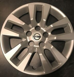 Genuine Hubcap Made By Nissan Altima 2013 16 Original Wheel Cover Hub Cap
