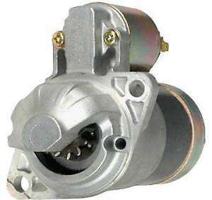 New Starter Fits Satoh Beaver Tractor S370 S370d M004t14674