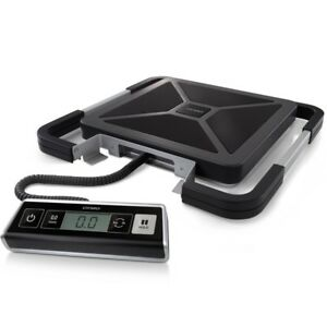Dymo S100 Portable Digital Usb Shipping Scale New 100lb Limit