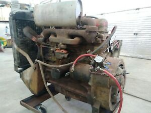 Ford Industrial 134 Engine