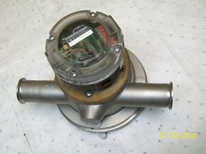 Badger Meter With Reader Size 1 150 Psi Sps Pft 1e