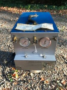 National Refrigeration Products Nrp Ac Recovery Unit